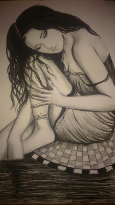 Natalia Oreiro par mahar-art